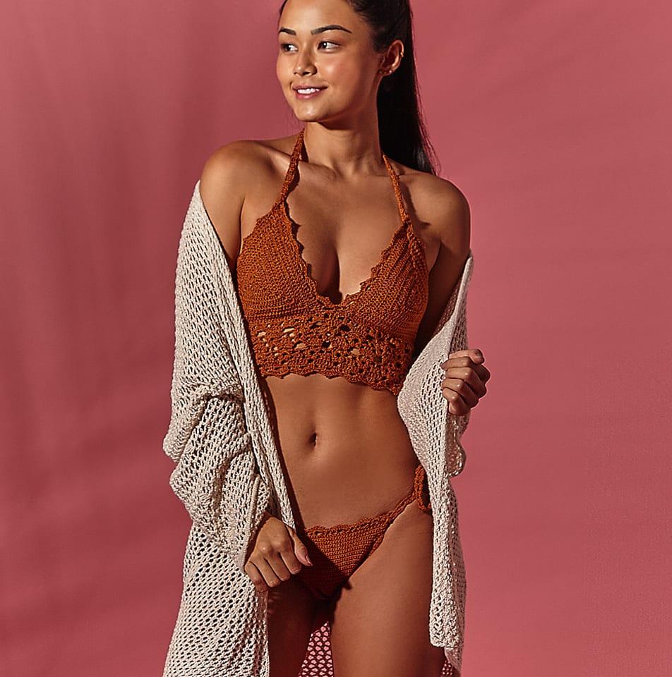 Biquini Colorado - Fio Bikini