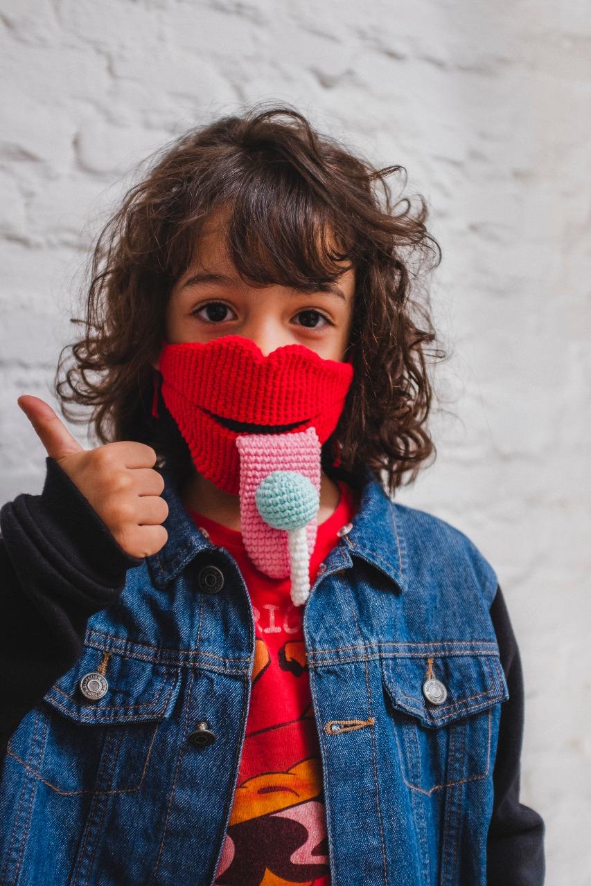 Mascara Dia das Crianças