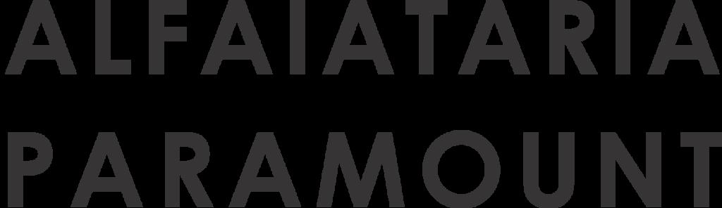 Logotipo Alfaiataria Paramount