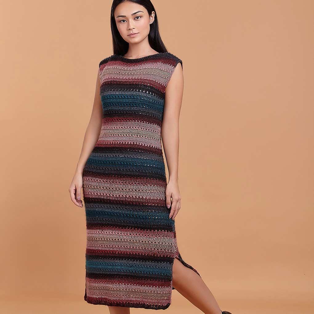 Vestido Lareira - MIX