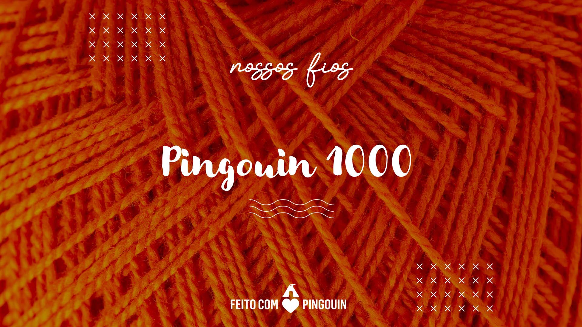 Fio Pingouin 1000