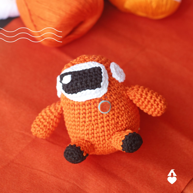 amigurumi_astronauta_crochê
